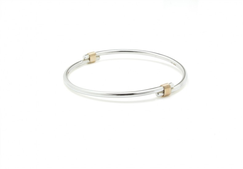 Bound Light Bangle