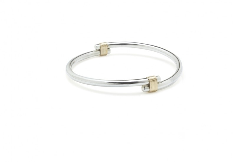 Bound Medium Bangle