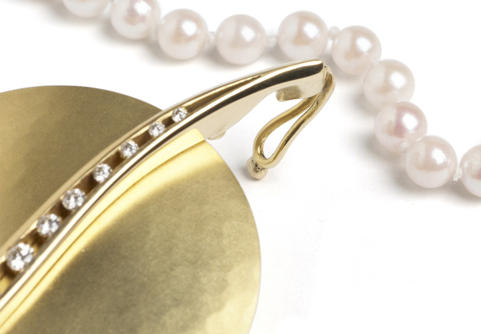 Day Pearl Pendant